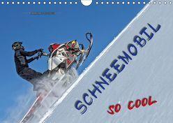 Schneemobil – so cool (Wandkalender 2019 DIN A4 quer) von Roder,  Peter