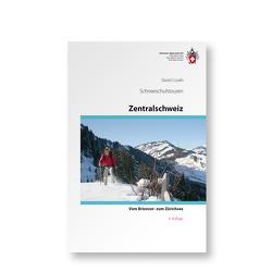 Schneeschuhtouren Zentralschweiz von Coulin,  David