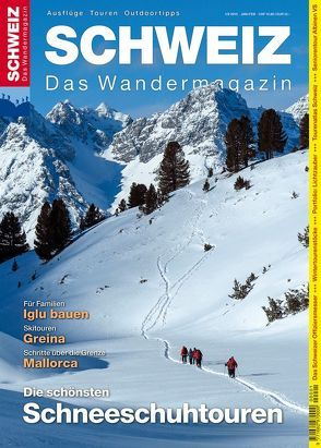 Schneeschuhwandern von Ihle,  Jochen, Kaiser,  Toni, Meier,  Peter-Lukas