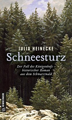 Schneesturz – Der Fall des Königenhofs von Heinecke,  Julia