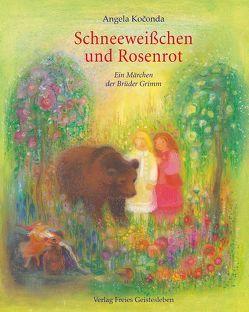 Schneeweißchen und Rosenrot von Koconda,  Angela