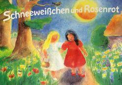 Schneeweisschen und Rosenrot von Schmidt,  Dorothea