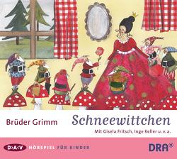 Schneewittchen von Fritsch,  Gisela, Grimm,  Jacob, Grimm,  Wilhelm, Keller,  Inge, u.v.a.