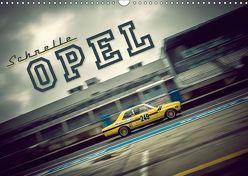 Schnelle Opel (Wandkalender 2018 DIN A3 quer) von Hinrichs,  Johann