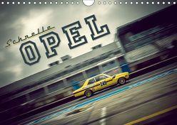 Schnelle Opel (Wandkalender 2019 DIN A4 quer) von Hinrichs,  Johann