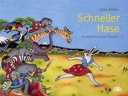 Schneller Hase von Kilaka,  John, Ruef,  Maja