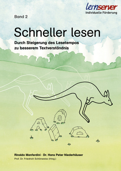 Schneller lesen – Band 2 von Dr. Niederhäuser,  Hans Peter, Manferdini,  Rinaldo