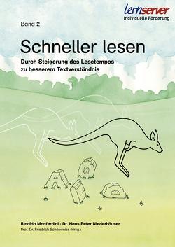 Schneller lesen – Gesamtpaket von Dr. Niederhäuser,  Hans Peter, Manferdini,  Rinaldo