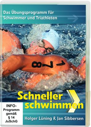 Schneller schwimmen von Konrad,  Willem, Lüning,  Holger, Sibbersen,  Jan