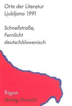 Schnellstrasse, Fernlicht von Droschl,  Max, Faschinger,  Lilian, Fian,  Antonio, Hafner,  Fabjan, Kolleritsch,  Alfred, Miladinović,  Mira