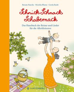 Schnick Schnack Schabernack von Blume,  Monika, Raecke,  Renate, Raidt,  Gerda