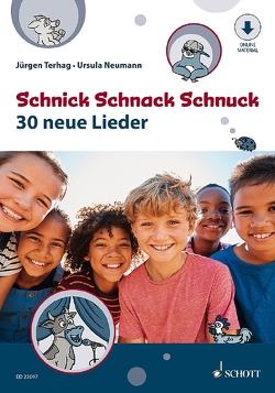 Schnick Schnack Schnuck von Neumann,  Ursula, Terhag,  Jürgen