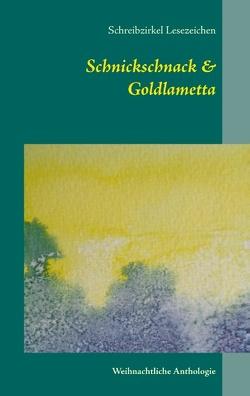 Schnickschnack & Goldlametta von Lesezeichen,  Schreibzirkel