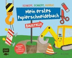 Schnipp, schnipp, hurra! Mein erstes Papierschneidebuch – Baustelle