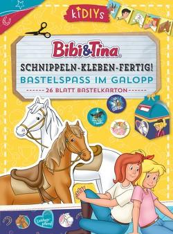 Schnippeln – Kleben – Fertig! Bibi & Tina – Bastelspaß im Galopp