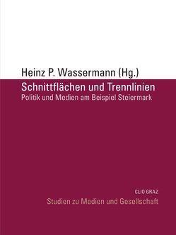 Schnittflächen und Trennlinien von Wassermann,  Heinz P.