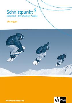 Schnittpunkt Mathematik 5. Differenzierende Ausgabe Nordrhein-Westfalen