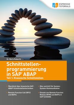 Schnittstellenprogrammierung in SAP ABAP von Rubarth,  Boris