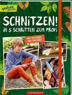 Schnitzen! von Göpfert,  Lucie, Seidel,  Claudia