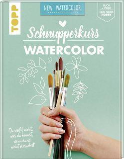 Schnupperkurs – Watercolor von Stapff,  Christin