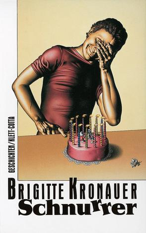 Schnurrer von Kronauer,  Brigitte