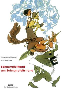 Schnurrpfeifland am Schnurrpfeifstrand von Schrader,  Karl, Stengel,  Hansgeorg