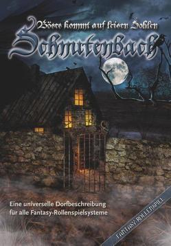 Schnutenbach – Böses kommt auf leisen Sohlen von Zapf,  Karl-Heinz