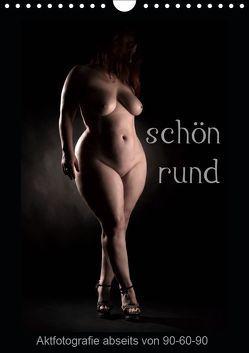 schön rund (Wandkalender 2019 DIN A4 hoch) von Weis,  Stefan