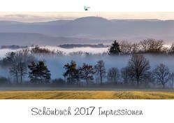 Schönbuch Impressionen 2017 von Schaal,  Werner