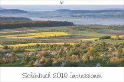 Schönbuch Impressionen 2019 von Schaal,  Werner