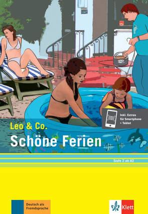 Schöne Ferien (Stufe 2) von Burger,  Elke, Scherling,  Theo