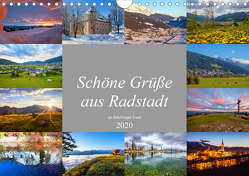 Schöne Grüße aus Radstadt (Wandkalender 2020 DIN A4 quer) von Kramer,  Christa