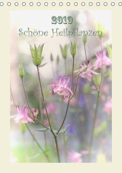 Schöne Heilpflanzen (Tischkalender 2019 DIN A5 hoch) von Ries,  Lidiya