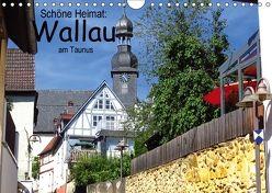 Schöne Heimat: Wallau am Taunus (Wandkalender 2018 DIN A4 quer) von Dürr,  Brigitte