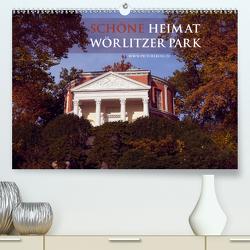 Schöne Heimat Wörlitzer Park (Premium, hochwertiger DIN A2 Wandkalender 2020, Kunstdruck in Hochglanz) von Esch,  Jens