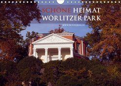Schöne Heimat Wörlitzer Park (Wandkalender 2019 DIN A4 quer) von Esch,  Jens