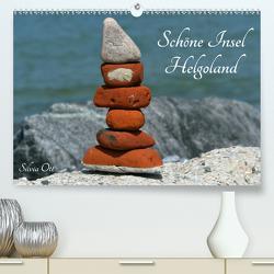 Schöne Insel Helgoland (Premium, hochwertiger DIN A2 Wandkalender 2020, Kunstdruck in Hochglanz) von Ott,  Silvia