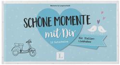 Schöne Momente mit Dir – für Italien-Liebhaber – für die Zeit zu zweit von Langenscheidt,  Redaktion