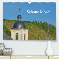 Schöne Mosel (Premium, hochwertiger DIN A2 Wandkalender 2020, Kunstdruck in Hochglanz) von Balistreri,  Ricarda