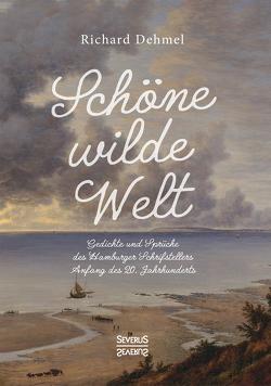 Schöne wilde Welt von Dehmel,  Richard