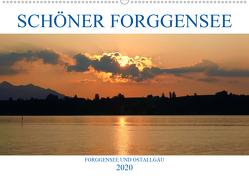 Schöner Forggensee (Wandkalender 2020 DIN A2 quer) von Jäger,  Anette/Thomas