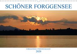 Schöner Forggensee (Wandkalender 2020 DIN A3 quer) von Jäger,  Anette/Thomas