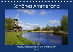 Schönes Ammerland (Tischkalender 2019 DIN A5 quer) von Rix,  Veronika