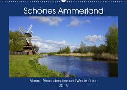 Schönes Ammerland (Wandkalender 2019 DIN A2 quer) von Rix,  Veronika