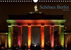 Schönes Berlin (Wandkalender 2018 DIN A4 quer) von Görner,  André
