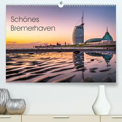 Schönes Bremerhaven (Premium, hochwertiger DIN A2 Wandkalender 2020, Kunstdruck in Hochglanz) von Flüchter,  Steffen