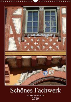 Schönes Fachwerk in Ladenburg am Neckar (Wandkalender 2019 DIN A3 hoch) von Andersen,  Ilona