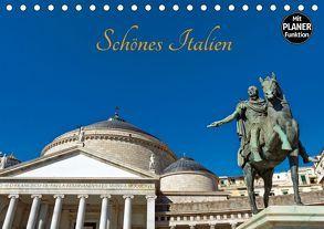 Schönes Italien (Tischkalender 2018 DIN A5 quer) von Enders,  Borg