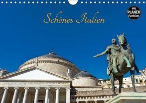 Schönes Italien (Wandkalender 2018 DIN A4 quer) von Enders,  Borg