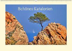 Schönes Katalonien (Wandkalender 2019 DIN A2 quer) von Fornal,  Martina